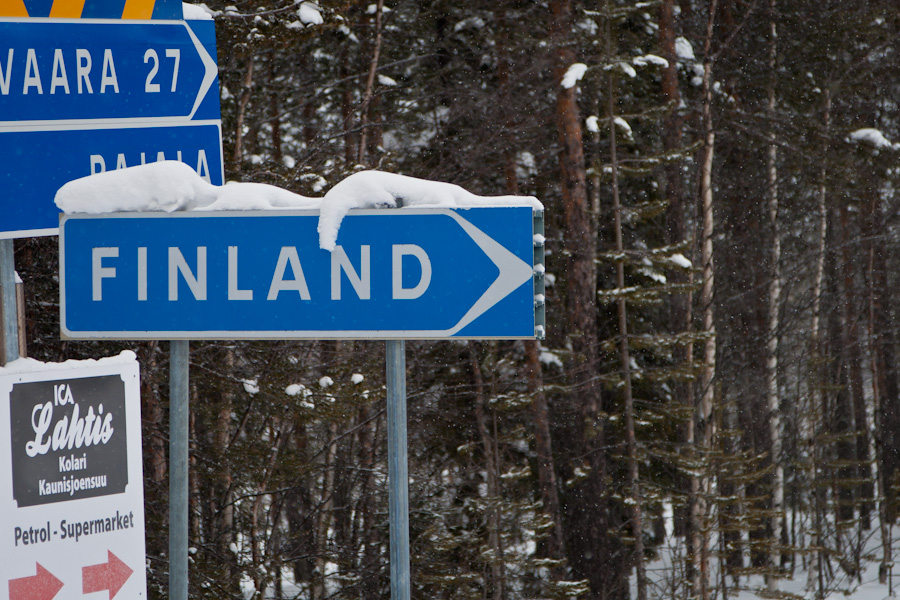 The way to Finland